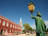 Island of Mozambique, hlavní náměstí