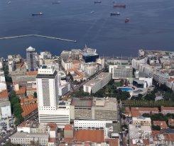 Izmir, panorama města