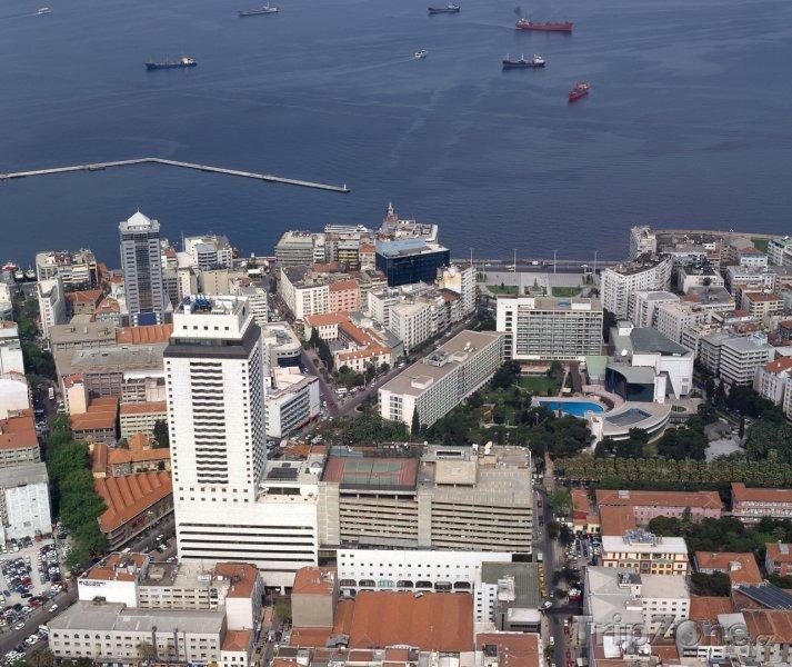 Fotka, Foto Izmir, panorama města (Turecko)
