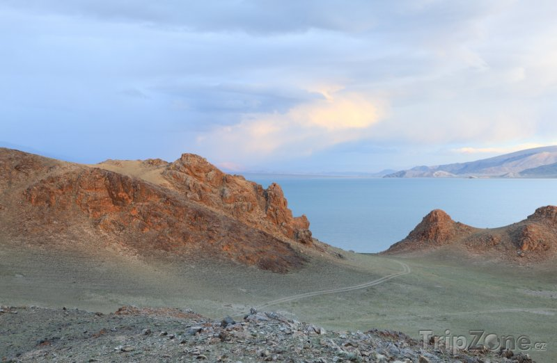 Fotka, Foto Jezero Tolbo (Mongolsko)