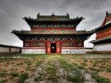 Karakorum, buddhistický klášter Erdene-Zuu Chijd