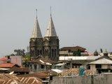 Katedrála Sv. Josefa ve městě Zanzibar