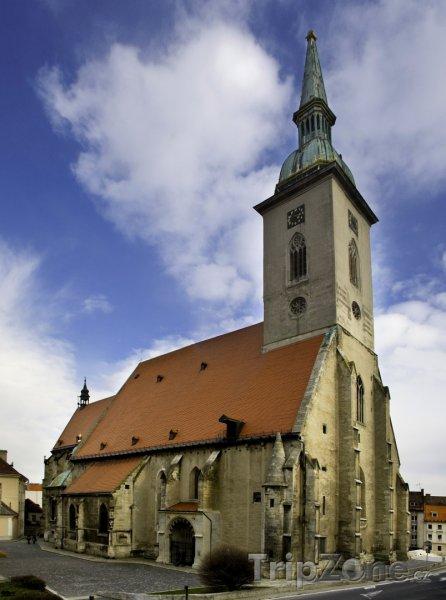 Fotka, Foto Katedrála svatého Martina v Bratislavě (Slovensko)