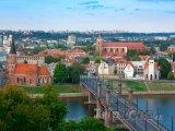 Kaunas panorama