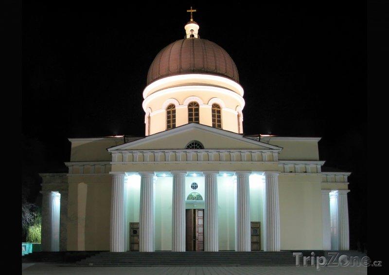 Fotka, Foto Kišiněvská katedrála (Moldavsko)