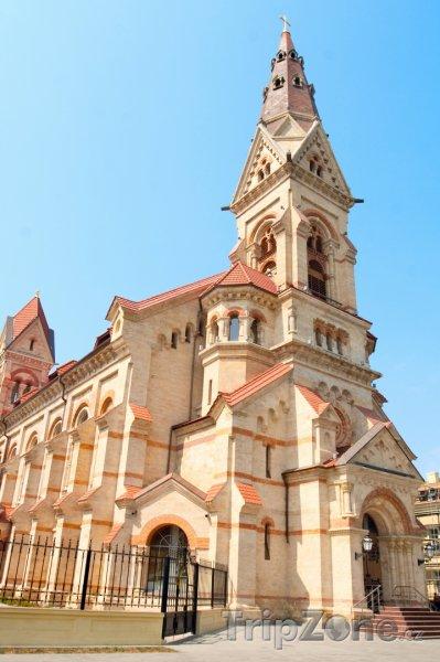 Fotka, Foto Kostel Sv. Pavla v Oděse (Ukrajina)
