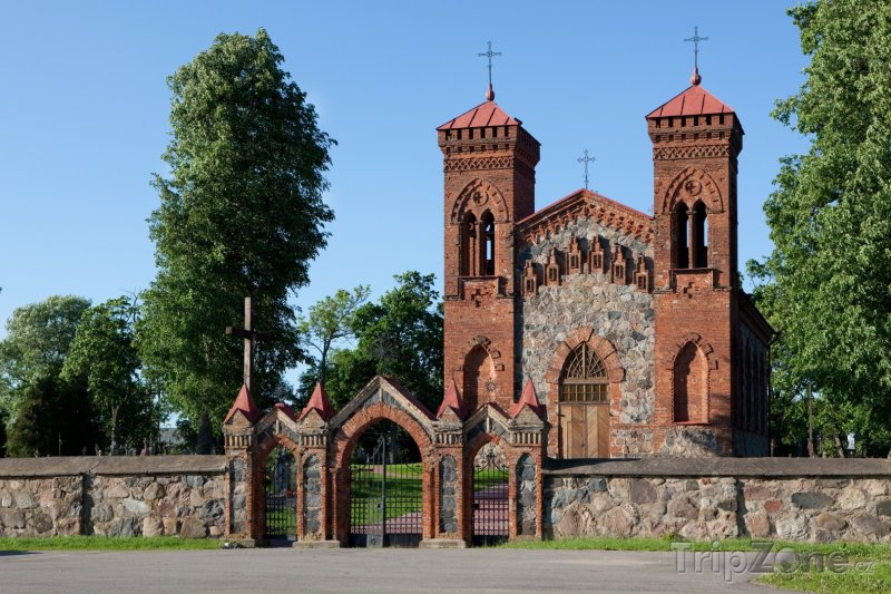 Fotka, Foto Kostel Svatého Josefa (Litva)