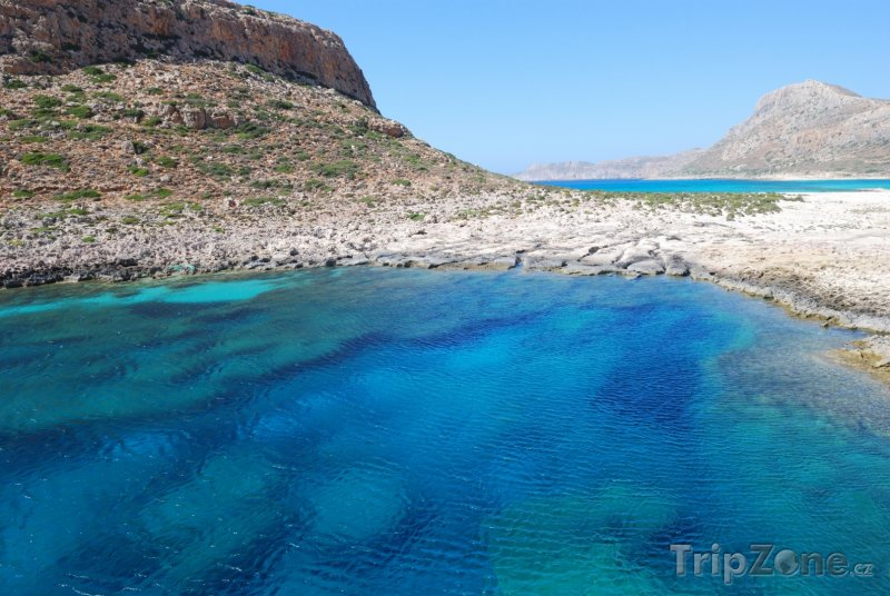Fotka, Foto Kréta, Balos Bay (Řecko)