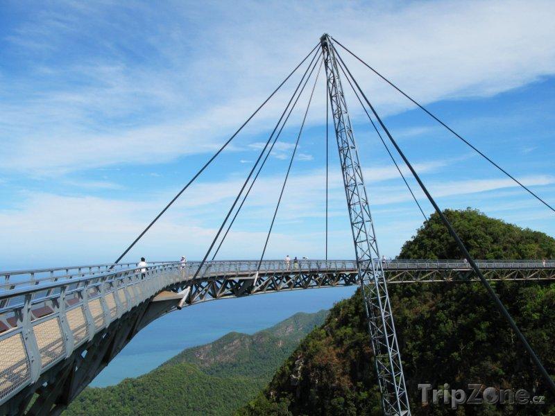 Fotka, Foto Langkawi Sky Bridge (Malajsie)