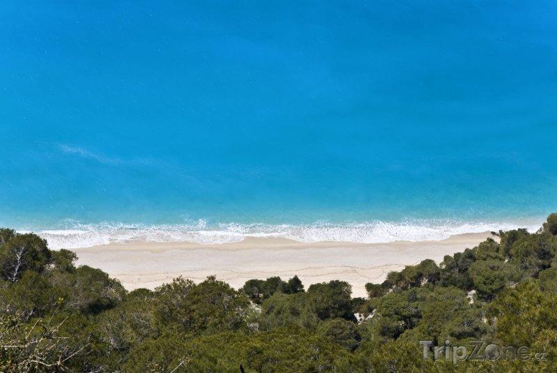 Fotka, Foto Lefkada, pláž Kalamitsi (Řecko)