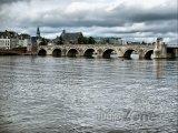 Maastricht, most Saint Servatius