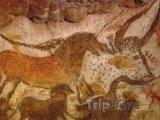 Malby v jeskyni Lascaux
