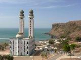 Mešita u města Dakar
