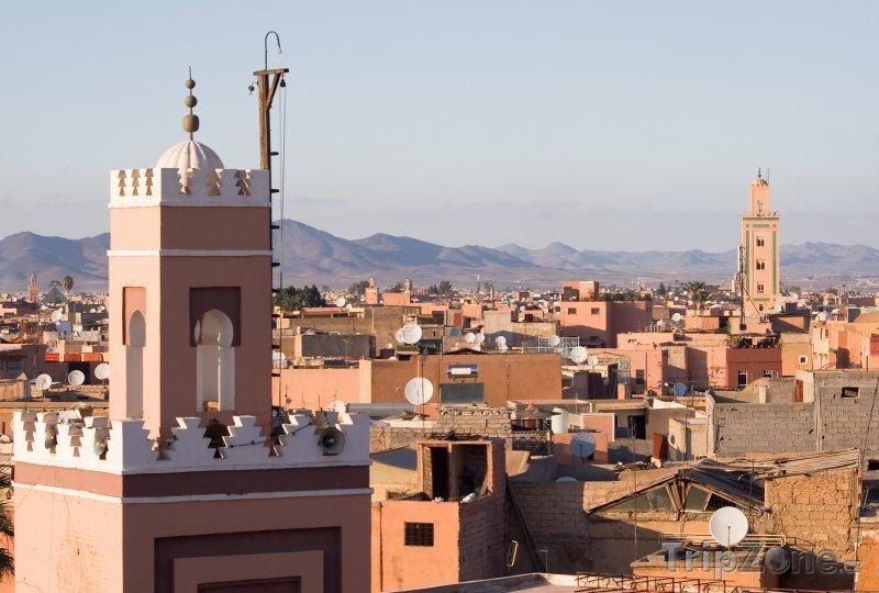 Fotka, Foto Město Marrákeš (Maroko)