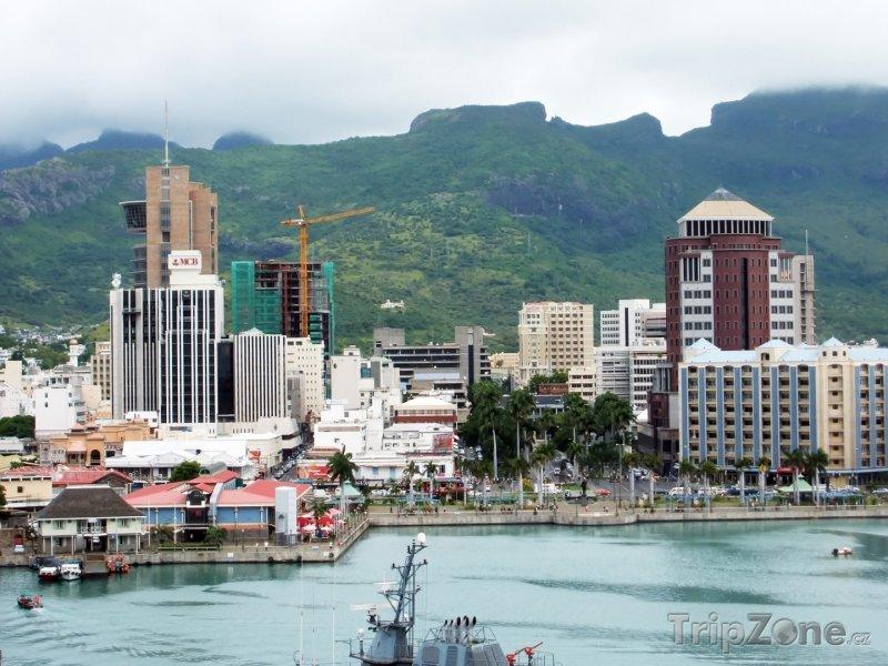 Fotka, Foto Město Port Louis (Mauricius)