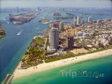 Miami, letecký pohled na město