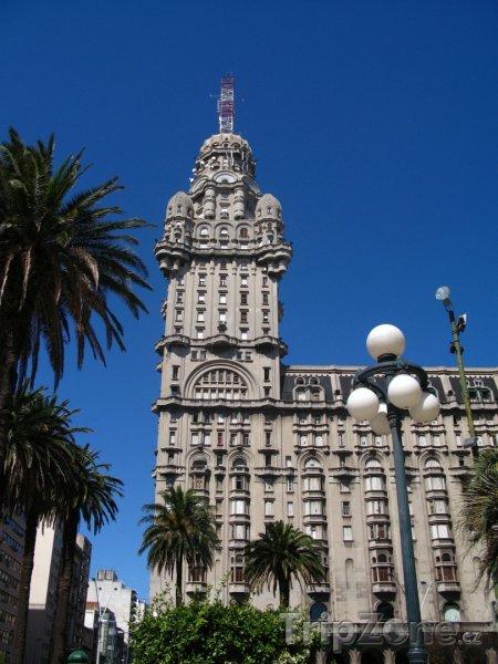 Fotka, Foto Montevideo, Palacio Salvo (Uruguay)