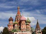 Moskva, chrám Vasila Blaženého