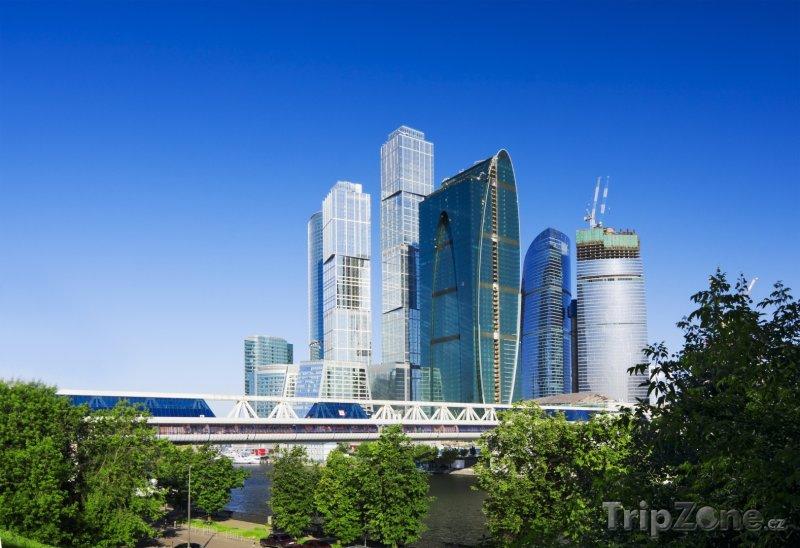 Fotka, Foto Moskva, Mezinárodní obchodní centrum (Rusko)