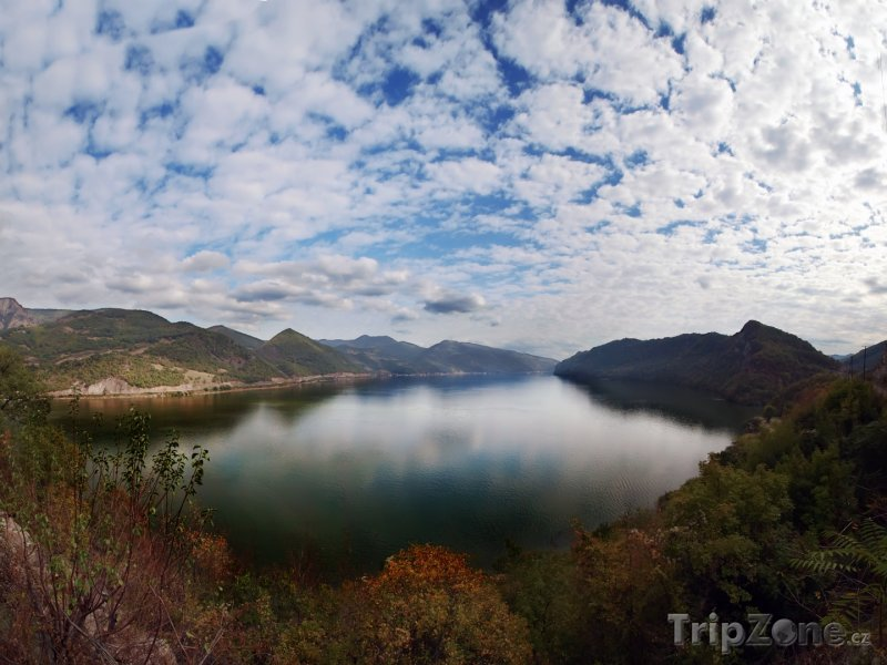 Fotka, Foto Národní park Djerdap (Srbsko)