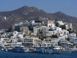 Naxos, přístav