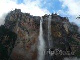Nejvyšší vodopád světa Salto Ángel