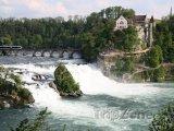 Neuhausen, vodopády na Rýnu