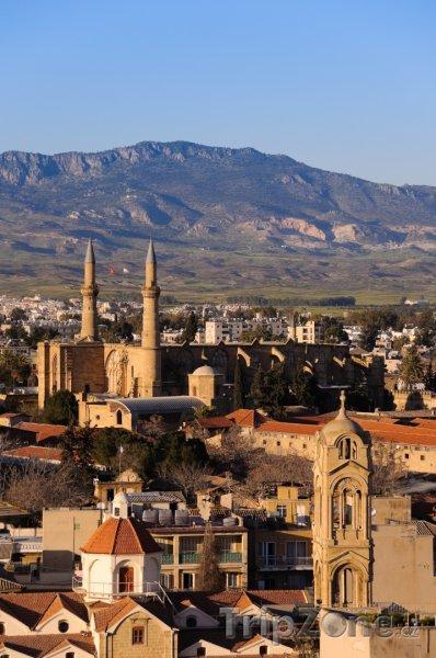Fotka, Foto Nikósie, mešita Selimiye (Nikósie, Kypr)