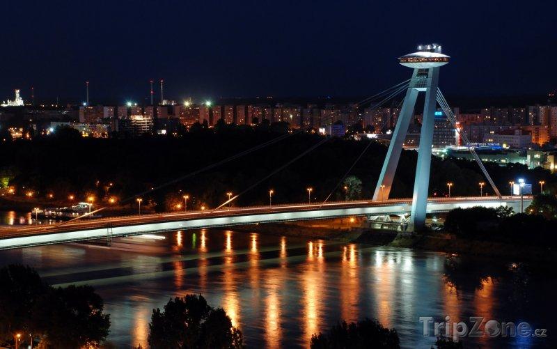 Fotka, Foto Nový most v Bratislavě (Slovensko)