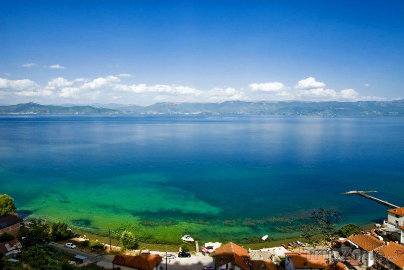 Fotka, Foto Ohridské jezero (Makedonie)