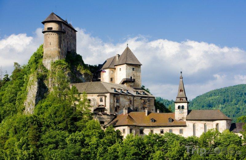 Fotka, Foto Oravský hrad (Slovensko)