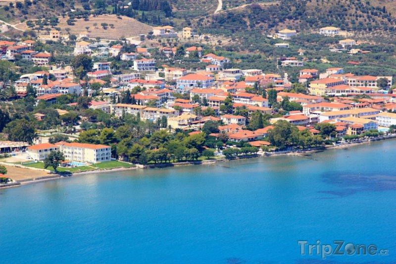 Fotka, Foto Osada Tsilivi na Zakynthosu (Řecko)