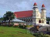 Ostrov Savaii, kostel