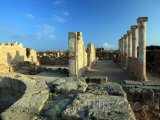 Pafos, římské ruiny