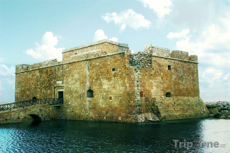 Fotka, Foto Pafosský hrad (Kypr)