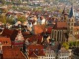 Panorama města Esslingen am Neckar