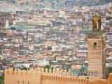 Panorama města Fés