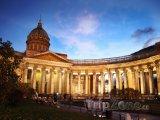 Petrohrad, Kazaňský chrám