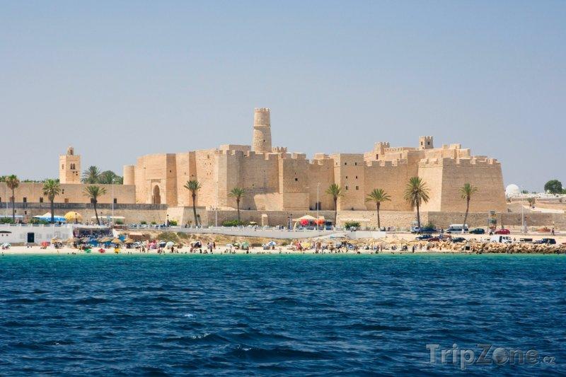Fotka, Foto Pevnost Ribat v Monastiru (Tunisko)
