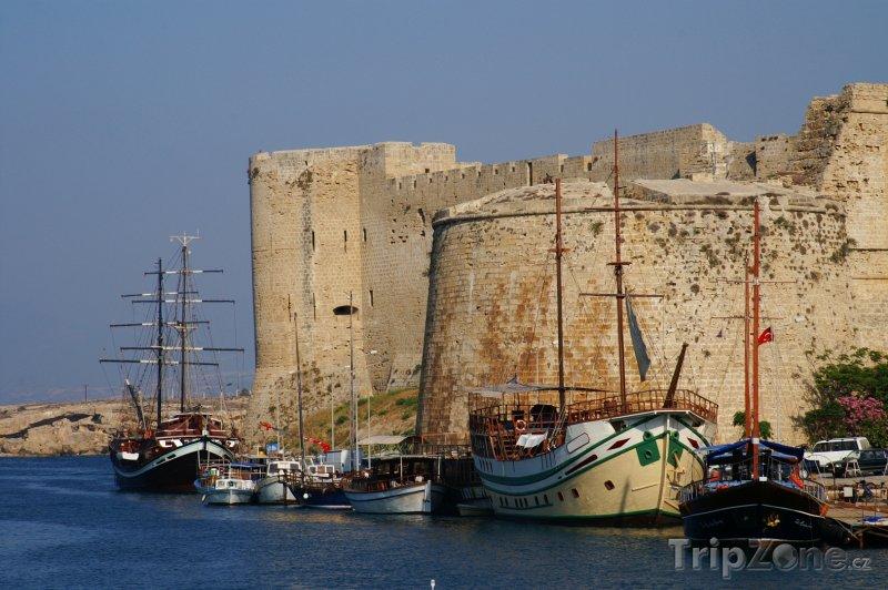 Fotka, Foto Pevnost v přístavu (Nikósie, Kypr)