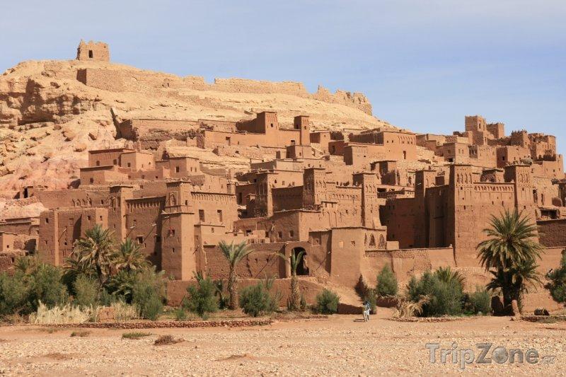 Fotka, Foto Pevnostní město Aït Benhaddou (Maroko)