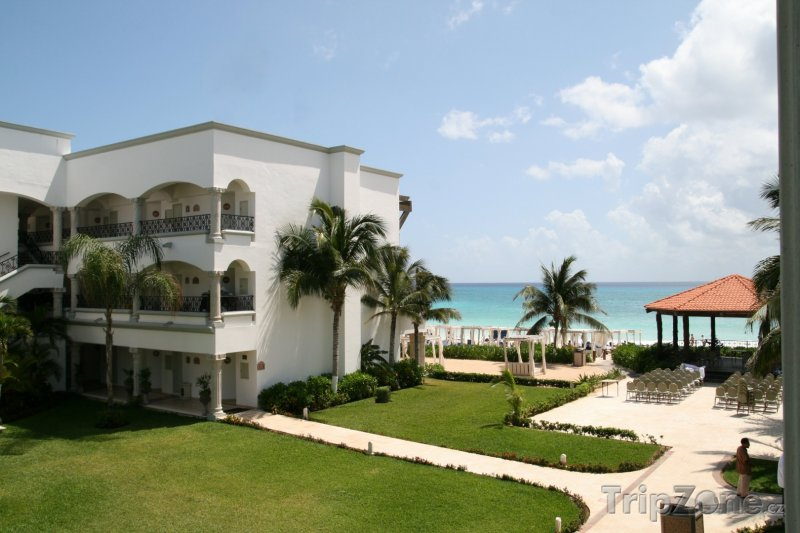 Fotka, Foto Playa del Carmen, hotelový resort (Mexiko)