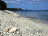 Pláž Eratap na ostrově Efate