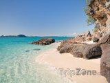 Pláž na ostrově Tsarabanjina