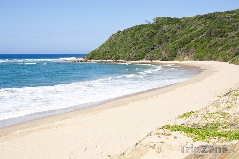 Fotka, Foto Pláž Praia da Macaneta (Mosambik)