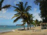 Pláž ve městě Malindi