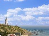 Pobřeží poloostrova Krym