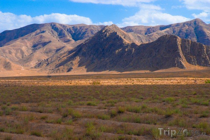 Fotka, Foto Pohoří Kopet Dag (Turkmenistán)