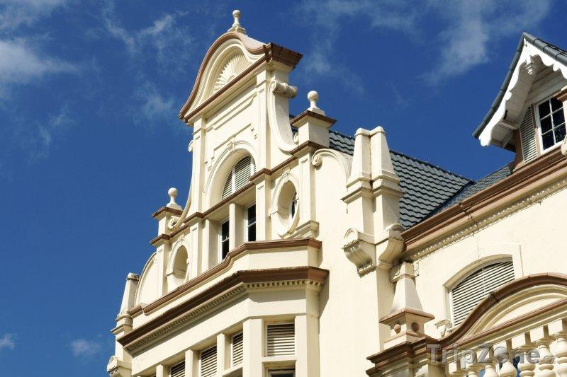 Fotka, Foto Port of Spain, Národní muzeum (Trinidad a Tobago)