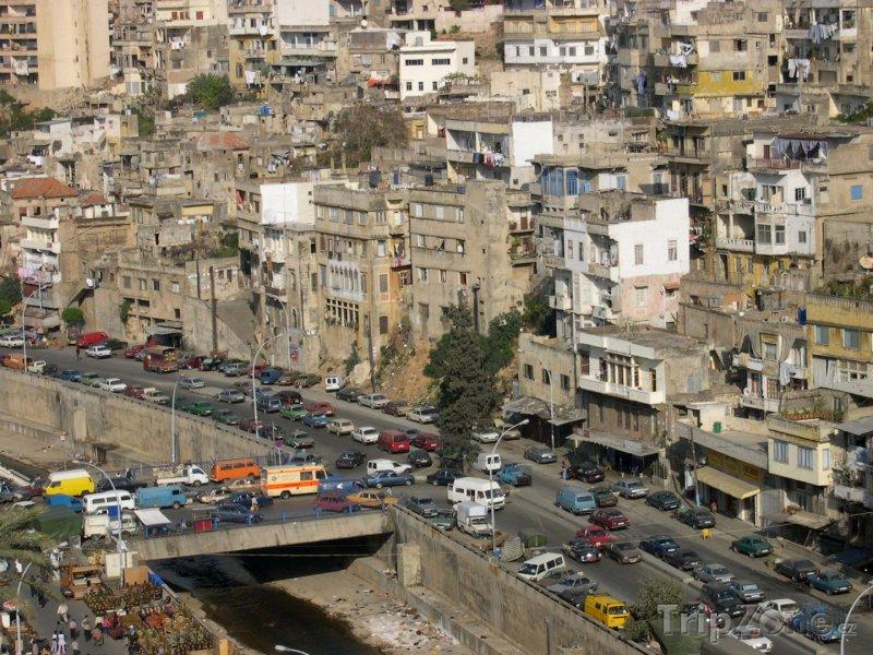 Fotka, Foto Provoz v Tripolisu (Libye)